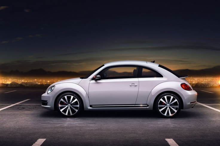 VW Beetle 2012! Adore this!!