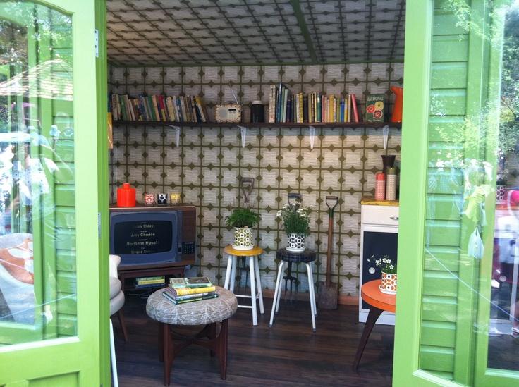 Orla Kiely's vintage-inspired retreat