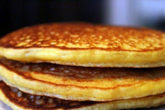 Garbanzo bean grain free pancake