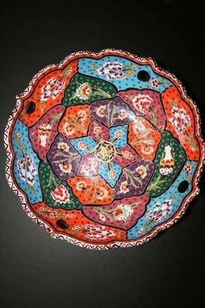 Turkish Ceramic Bowl