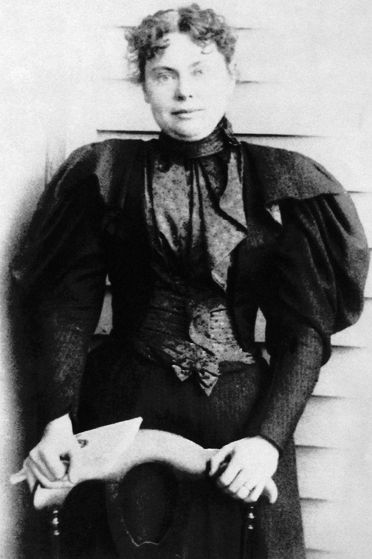 Lizzie Borden True Story | POPSUGAR Entertainment