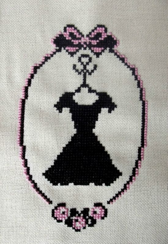 la petite robe noir