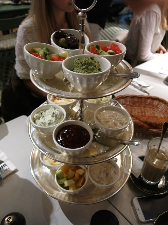 Swiss foodie brunch at Bebek // L.Alexandra