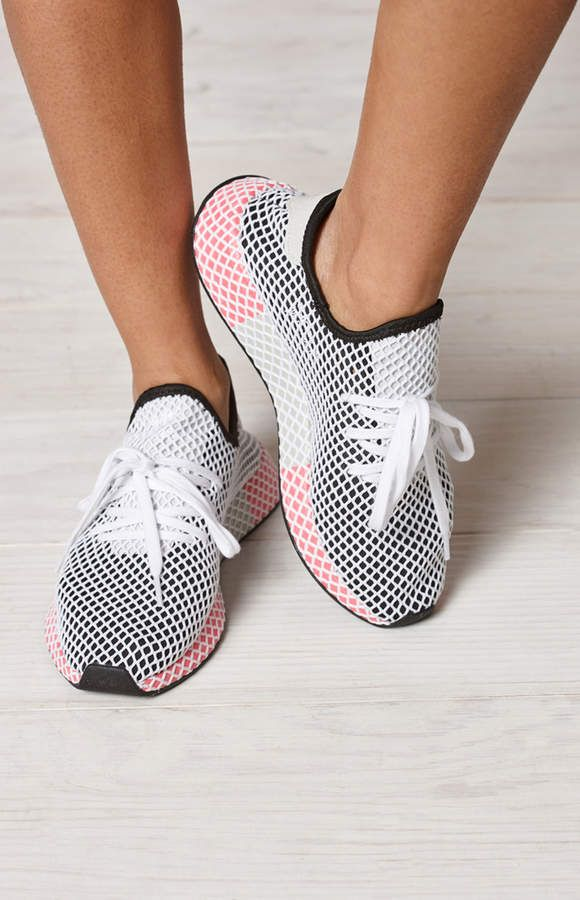 finest selection c3f7d 31fe6 adidas Womens Deerupt Runner Sneakers