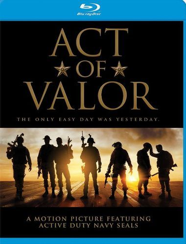 Act of Valor [Blu-ray] [2012]