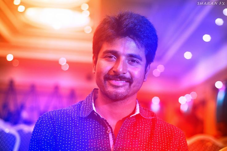 sivakarthikeyan is a cute and entertainer actor