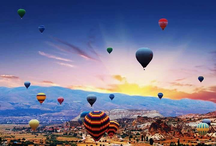 Ürgüp Göreme Nevşehir Turkey