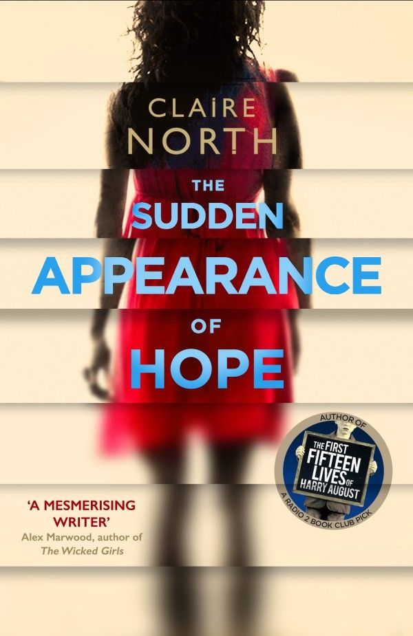 Hope is the girl that everyone forgets. No one remembers her, or any encounter or conversation they've had with her. That's the basic idea of this book. And Claire North turns this into an exciting, thrilling, original and well-written book. Once the story grabbed you, you want to read on and on and on...Highly recommended!