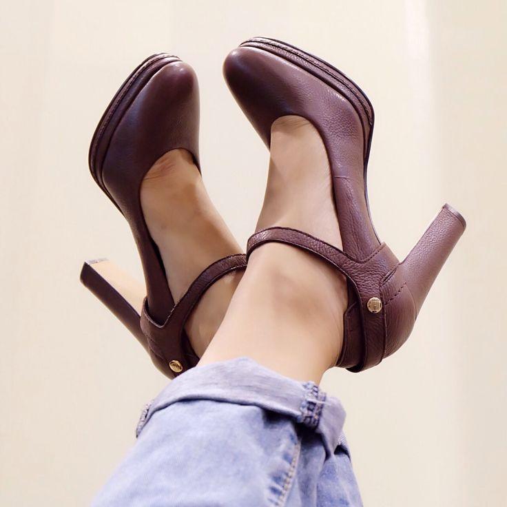 Every girl needs a pair really high heels   Heels by Tommy Hilfiger, TSM GF Floor