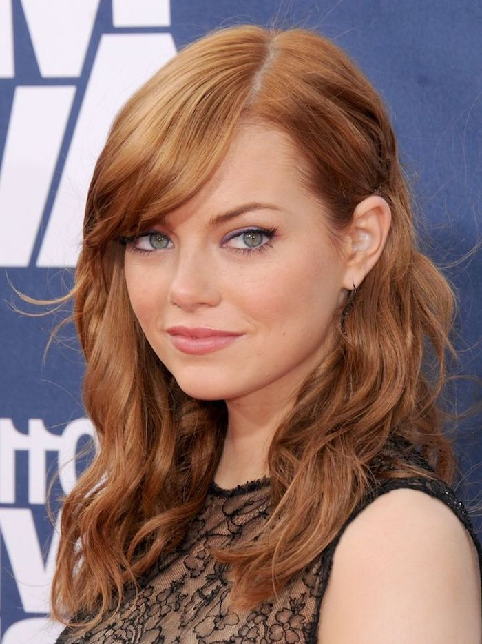 Top 26 Emma Stone Frisuren Haar Styling Bunte Haare Frisuren