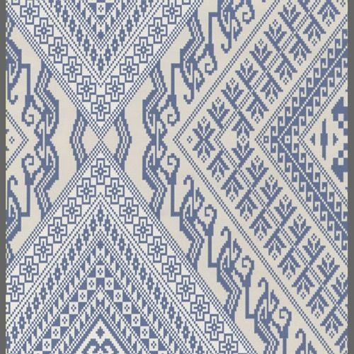 Early Americana harlequin wallpaper: 520540 | Clearance Wallpaper