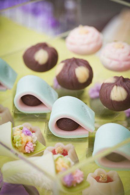 八芳園 (Happo-en) 八芳園 『和菓子のデザートビュッフェ』