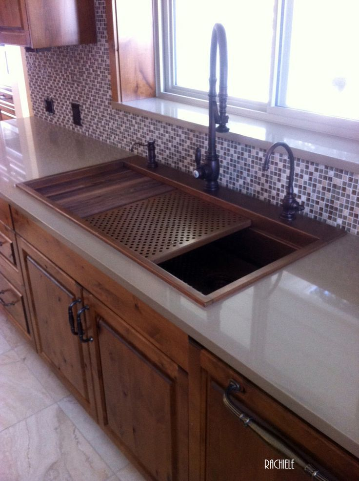 Signature Series Top Mount Custom Copper Sink By Dino Rachiele. Made In The  USA With