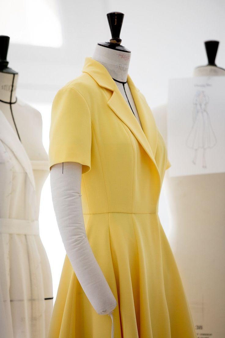 Het resultaat - Exclusief: de making-of van Kirsten Dunsts Dior jurk in Cannes