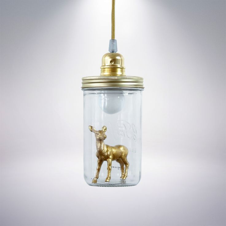 1000 id es sur le th me lampe bocal sur pinterest lampe for Grosse lampe a poser