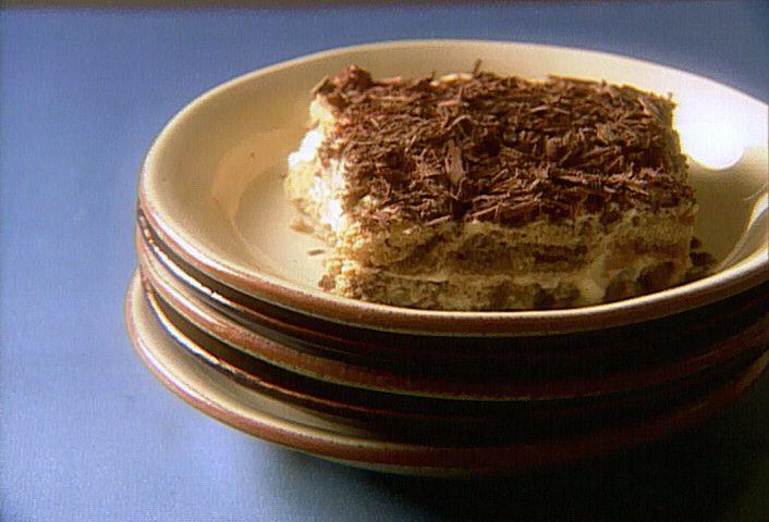 Tiramisu - Food Network