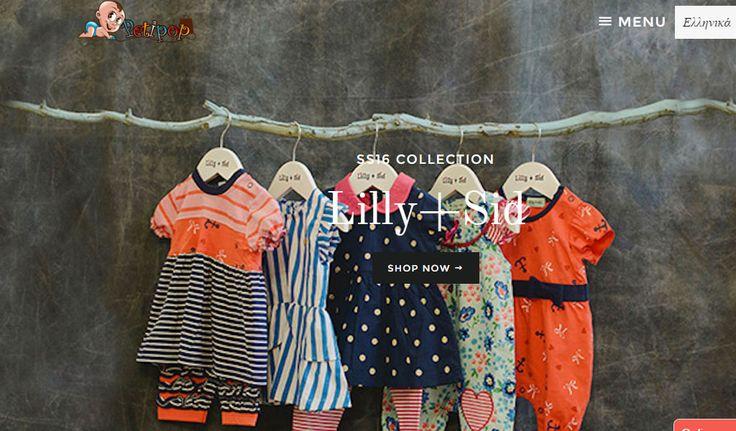 Petipop - Παιδικά Βρεφικά Ρούχα | Online Καταστήματα - Webfly