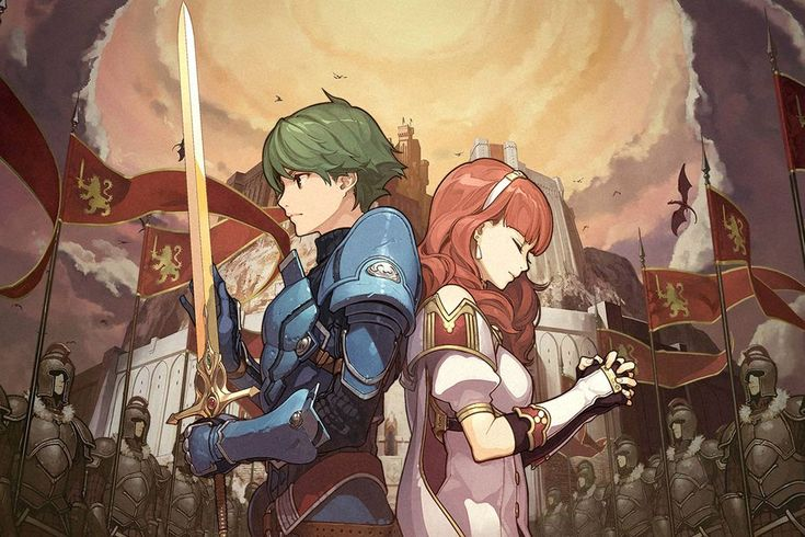 Fire Emblem Echoes: Shadows of Valentia - North American website open   Website here!  from GoNintendo Video Games