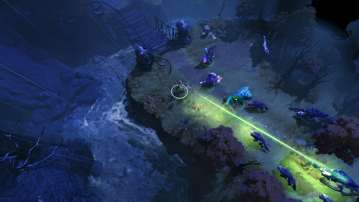 Valve has a new co-op campaign out for Dota 2: I don't play Dota 2, but the prospect of a four-person cooperative campaign for this type of…