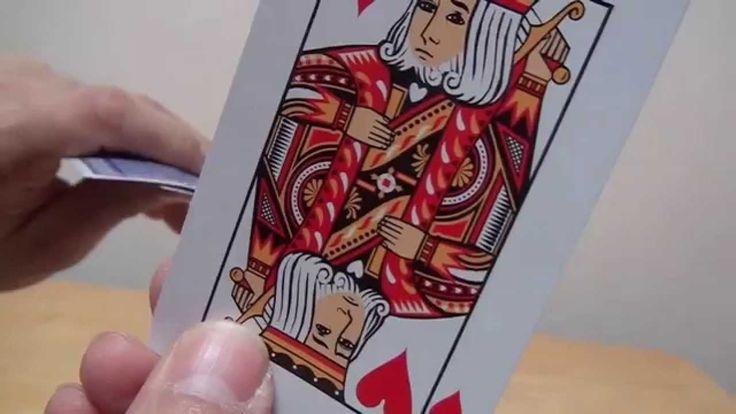 変身トランプ〜選んだトランプが変わってしまう手品 ダイソー マジックキング (Daiso Magic King)