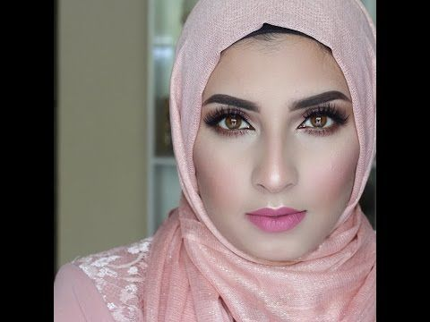 Eid makeup tutorial 2016 - Zezahbaragbah - YouTube