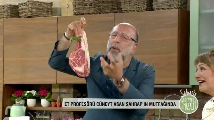 Cüneyt Asan Sahrap'la Bir Yemek Masalı Programının Konuğu 35. dakikadan sonra mangalın püf noktaları.