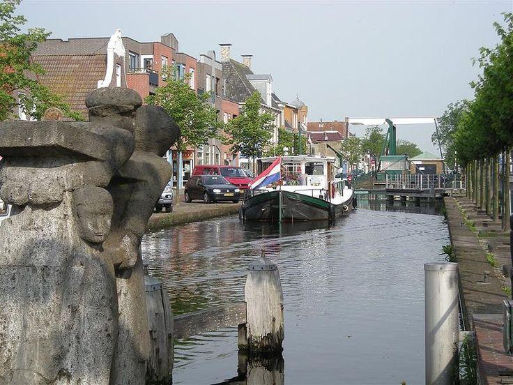 Gorredijk, brug, sluis by Udo Ockema