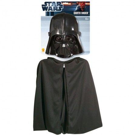 Kids Darth Vader Mask & Cape