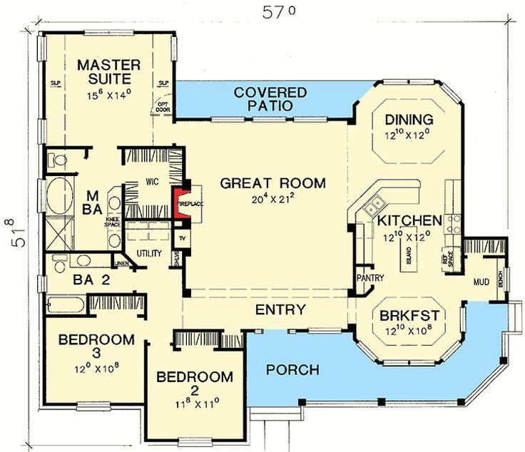 566 best For My Fantasy House images on Pinterest House floor