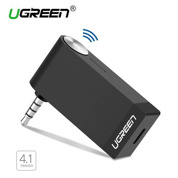 UGREEN Bluetooth Audio Receiver 4.1 Wireless Adapter 3.5mm