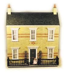 Buy Maple Victorian Dolls Houses At Maple Street   Largest Dolls House Shop  In Europe