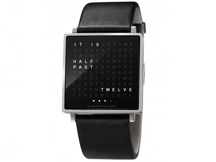 ΕΝΑ ΔΙΑΦΟΡΕΤΙΚΟ ΡΟΛΟΙ  Με γιαπωνέζικο μηχανισμό quartz και με την επιμέλεια του Γερμανικού σχεδιαστικού οίκου Biegert & Funk το νέο ρολόι χειρός με την περίεργη ονομασία QLOCKTWO, εγκαινιάζει...