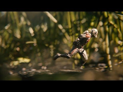 Marvel's Ant-Man movie: Marvel just posted the first official clip from the film inwhich Lang makes the mistake of giving the suit a test run in a bathtub.