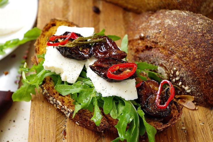 Тыквенный хлеб на закваске - ароматный и по-осеннему уютный