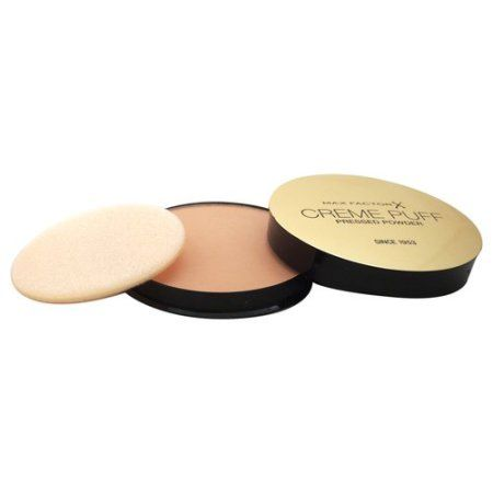 Max Factor for Women Creme Puff Pressed Powder Foundation, #53 Tempting Touch, 0.74 oz