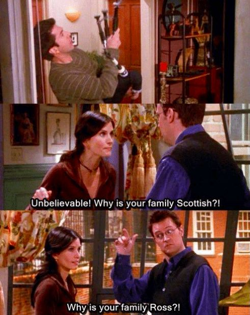 "23 Instances Chandler Roasted The Hell Out Of The Different ""Pals"""