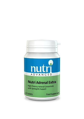 Nutri Advanced – Nutri Adrenal Extra 60tabs - http://vitamins-minerals-supplements.co.uk/product/nutri-advanced-nutri-adrenal-extra-60tabs/
