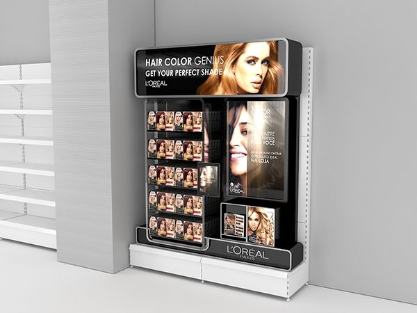 Hair Expo Stands : Best retail display units images on pinterest pos