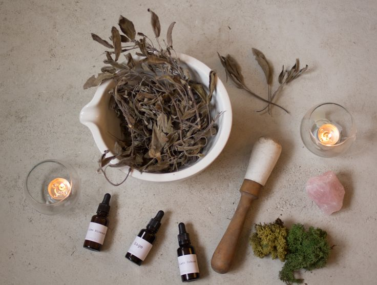 Sage, Lime Blossom and Black cohosh were the herbs we focussed on in this workshop on the menopause.