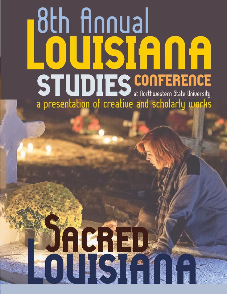 2016 Louisiana Studies Conference
