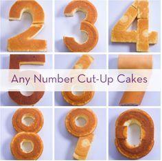 So erstellen Sie eine beliebige Anzahl mit im Laden gekauften Kuchen »Curbly | DIY Design Communit …   – Recipes