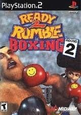 Ready 2 Rumble Boxing: Round 2 - PS2 Game