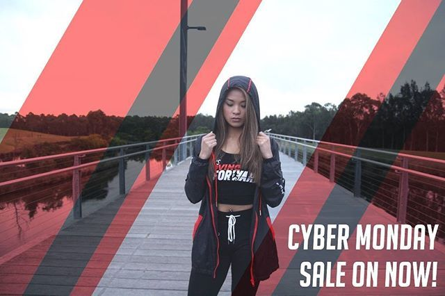 @innerbeastclothing CYBER MONDAY IS HERE! Our biggest sale ever with 50% OFF storewide. 🎉🎁💪 Go to…