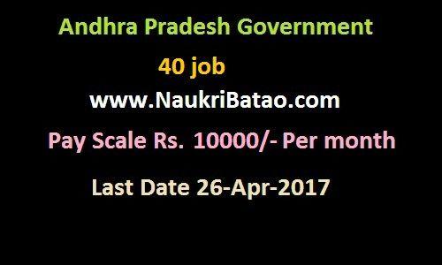 Pharmacist - Andhra Pradesh Government Recruitment 2017 - 12th pass jobs https://www.naukribatao.com/pharmacist-andhra-pradesh-government-recruitment-2017-12th-pass-jobs/