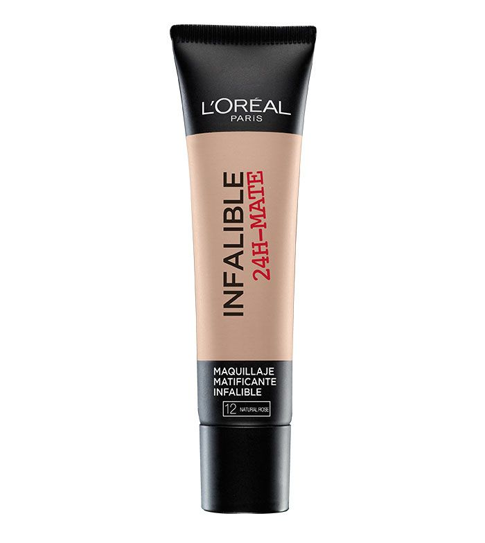 Loreal Paris - Base de maquillaje Infalible Mate 24h - a €11,95