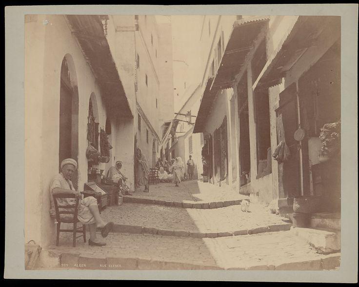 Algiers, Kleber street