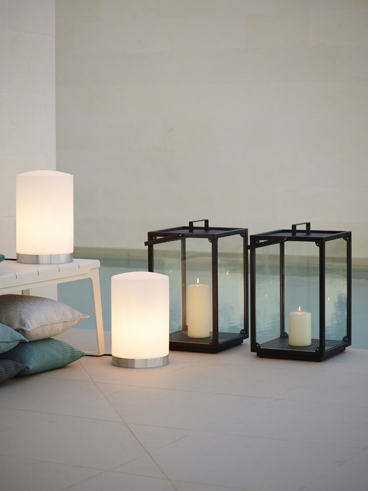 New #lamps from #caneline - visis www.cane-line.com for further info.