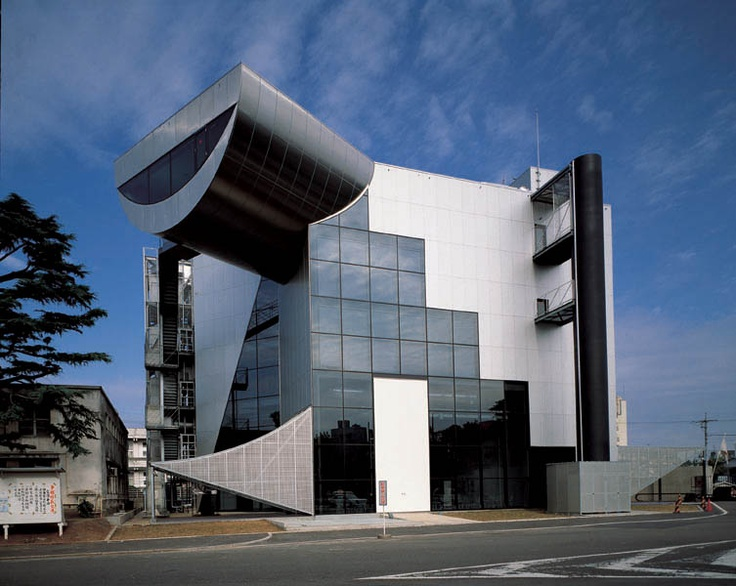 228 best Japan Space images on Pinterest   Architects, Architecture ...