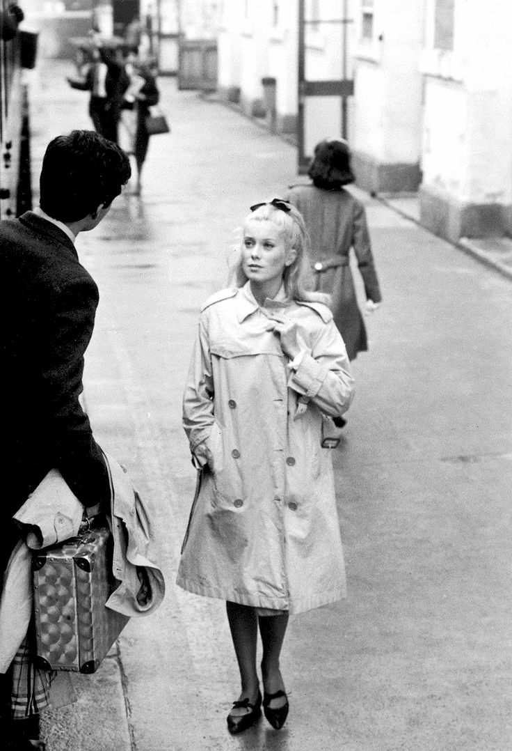 Nino Castelnuovo & Catherine Deneuve │ Les parapluies de Cherbourg, 1964