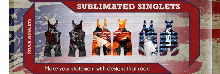 Check out our custom singlets designs and headgear. We also sell MMA shorts and youth wrestling shoes.